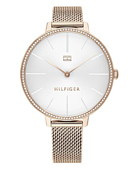 Tommy Hilfiger Kelly Rose Gold Watch
