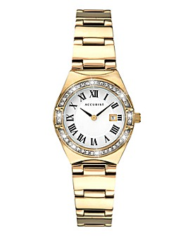 Accurist Ladies Diamond Bracelet Watch