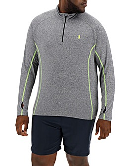 CAPSULE ACTIVE LONG SLEEVED RUNNING TOP