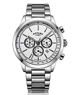 Rotary Gents Chronograph Bracelet Watch