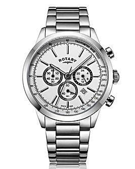 Rotary Gents Chronograph Bracelet Watch
