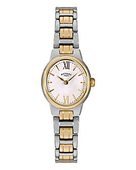Rotary Ladies Gold Tone Watch