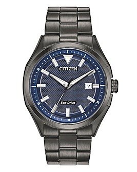 Citizen Gents Sport Grey Bracelet Watch