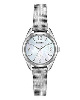 Citizen Ladies Capella Pearl Dial Watch