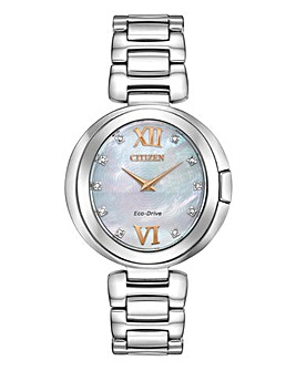 Citizen Ladies Capella Diamond Watch