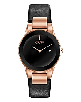 Citizen Ladies Axiom Leather Watch