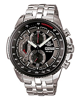 Edifice Stainless Watch