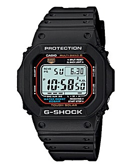 G Shock Vintage Look Black Watch