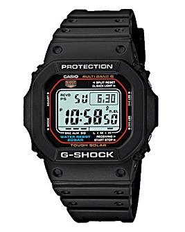G Shock Vintage Look Black Watch