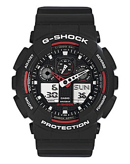 G Shock Chrono Watch