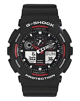 G Shock Chrono Watch