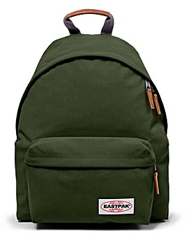 EastPak Padded Backpack Opgrade Jungle