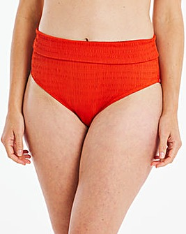 MAGISCULPT Fold Over Bikini Brief