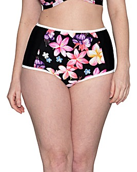 Curky Kate Tropicana High Waist Brief