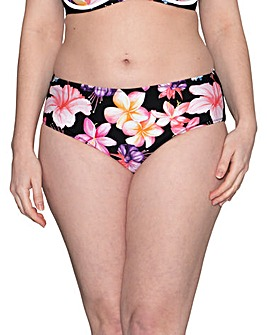 Curky Kate Tropicana Reversible Short