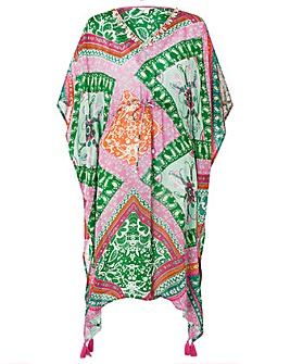 Monsoon Pooja Printed Kaftan
