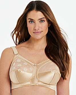 Triumph Doreen Luxury Non Wired Skintone Bra