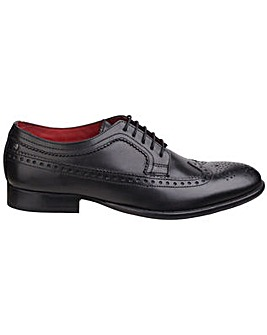 Base London Bailey Waxy Wing Tip