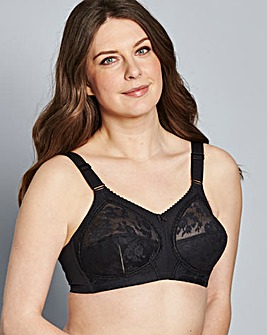 Triumph Doreen Non Wired Black Bra