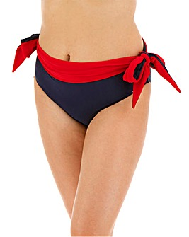 Joanna Hope Tie Bikini Brief