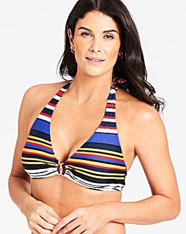 Joanna Hope Halterneck Bikini Top