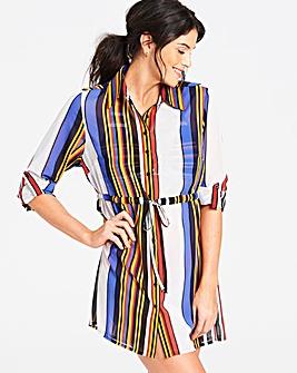 Joanna Hope Shirt Beach Dress
