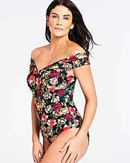 Joanna Hope Paradise Bardot Swimsuit