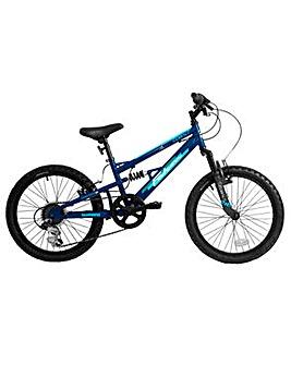 "Falcon Cobalt Boys Mountain 20""wheel Bike"