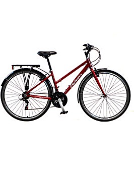 Falcon Venture Womens Hybrid 700c Bike
