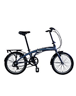 "Falcon Nimbus Unisex Folding 20""wheel Bike"