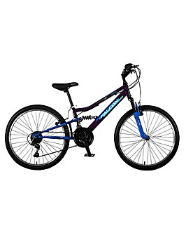 "Falcon Siren Girls Mountain 24""wheel Bike"