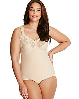Miss Mary Cotton Lace Bodyshaper