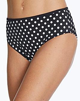 Polka Dot Bikini Bottoms