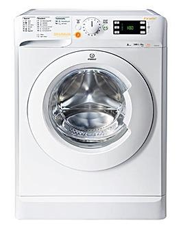 Indesit 7kg + 5kg Washer Dryer Install