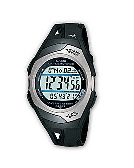 Casio Phys Alarm Chronograph Sport Watch