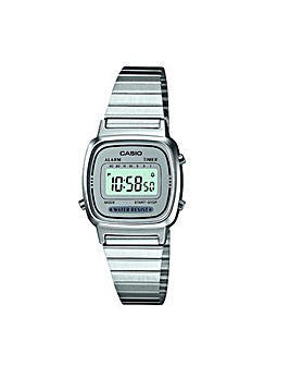 Casio Ladies Classic Chronograph Watch