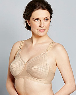 Miss Mary Cotton Rich Skintone Bra