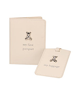 Bambino Passport Holder and Luggage Tag