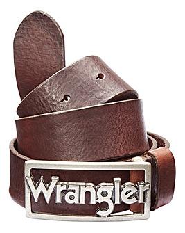 Wrangler Retro Buckle Belt