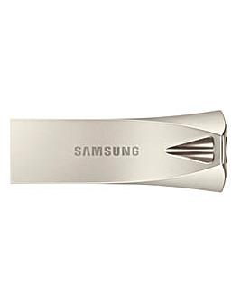 Samsung Bar Plus 32GB Champagne Silver USB Flash Drive