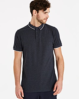Capsule Charcoal Tipped Polo R