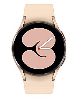SAMSUNG Galaxy Watch4 40mm BT - Pink Gold