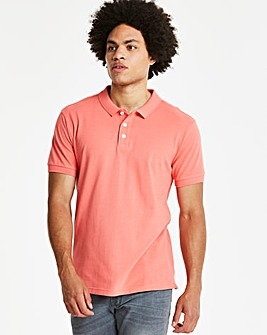Capsule Coral Short Sleeve Polo R