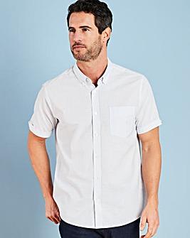 Capsule Stripe S/S Oxford Shirt R