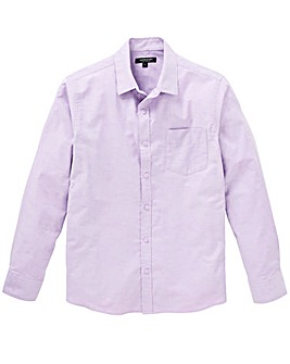 Capsule Lilac L/S Oxford Shirt R