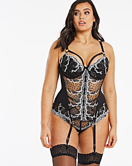 Figleaves Curve Diamond Basque
