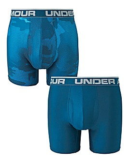 Under Armour 6in Boxerjock Novelty 2PK