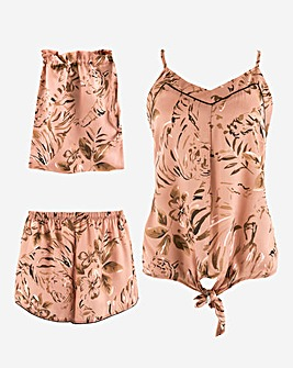 Figleaves Curve Shortie Set In A Bag