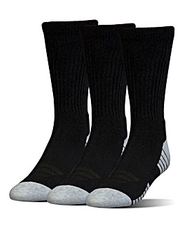 Under Armour Tech Crew Socks 3PK