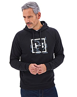 Under Armour Rival Camo Hoodie
